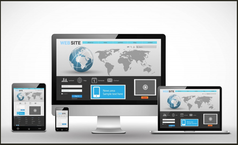 Mobile Responsive Website Design– From $499